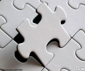 Układanka Ostatni kawałek, puzzle