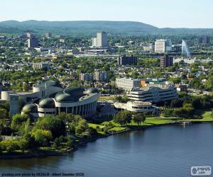 Układanka Ottawa, Kanada
