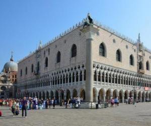Układanka Pałac Dożów, Włochy