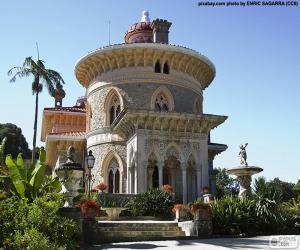 Układanka Pałac Monserrate, Portugalia