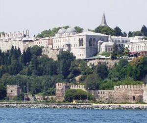 Układanka Pałac Topkapi, Istanbul