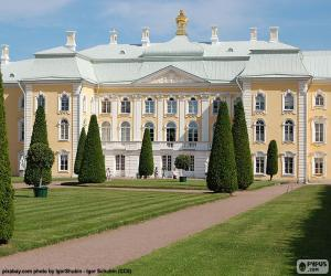 Układanka Pałacu Peterhof, Rosja
