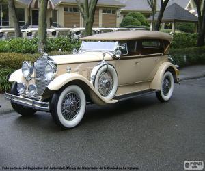 Układanka Packard 740 Standard Eight (1930)