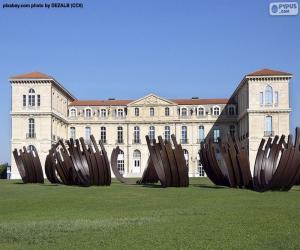 Układanka Palais du Pharo, Francja