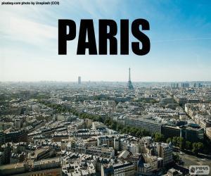 Układanka Paryż