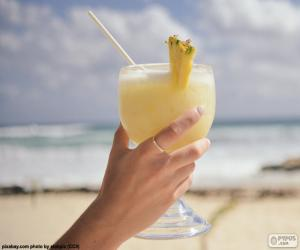 Układanka Piña colada