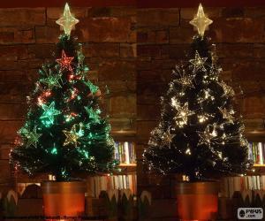 Układanka Piękne drzewo, Boże Narodzenie