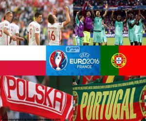 Układanka PL-PT, ćwierćfinał Euro 2016