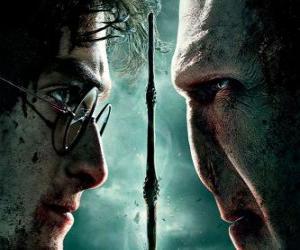 Układanka Plakaty Harry Potter i Insygnia Śmierci (2)