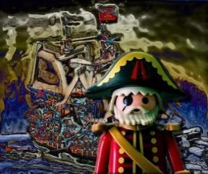 Układanka Playmobil Pirate