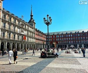 Układanka Plaza Mayor, Madryt