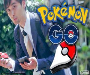Układanka Pokémon GO Plus
