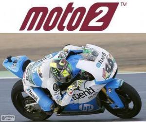 Układanka Pol Espargaro, mistrz świata 2013 Moto2