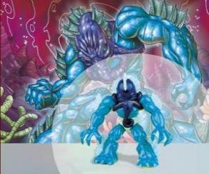 Układanka Polypus panem morza (Series 1) (Meeres) (Power 8)