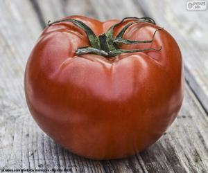 Układanka Pomidor