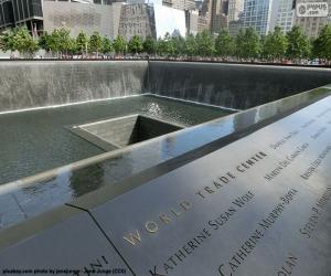 Układanka Pomnik 11-S, Nowy Jork