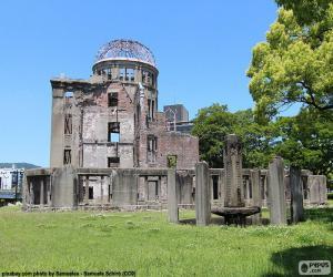 Układanka Pomnik Pokoju, Japonia