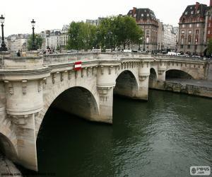 Układanka Pont Neuf, Paryż
