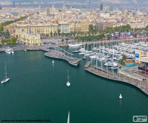 Układanka Port Vell, Barcelona