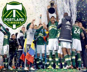 Układanka Portland Timbers, MLS 2015
