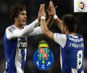 Układanka Porto, mistrz pierwszej ligi krajowej 2011-2012, Portugalia Football League