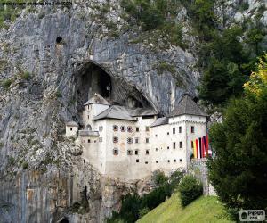 Układanka Predjamski Grad, Słowenia