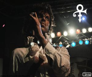 Układanka Prince (1958-2016)