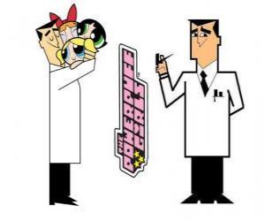 Układanka Profesor Atomus jest twórcą Atomówki