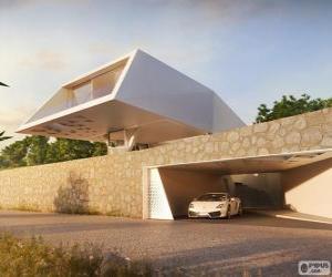 Układanka Projekt domu