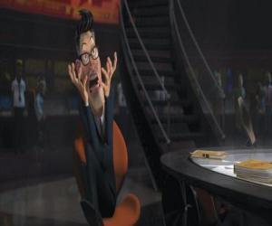 Układanka Przewodniczący Hathaway