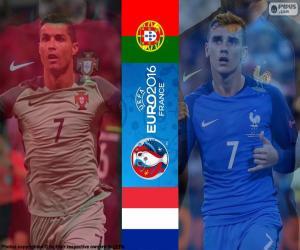 Układanka PT-FR, koniec Euro 2016