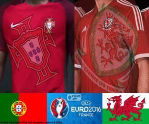 Układanka PT-Walia, półfinale Euro 2016