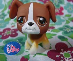 Układanka Puppy z Littlest PetShop
