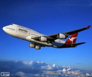 Układanka Qantas Airways