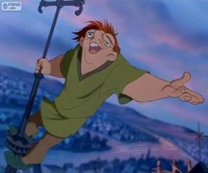 Układanka Quasimodo, Dzwonnik z Notre Dame