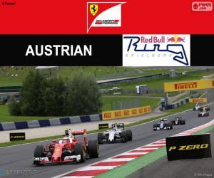 Układanka Räikkönen, Grand Prix Austrii 2016