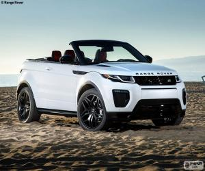 Układanka Range Rover Evoque Cabrio
