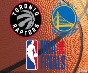 Układanka Raptors-Warriors, NBA Finals 2019