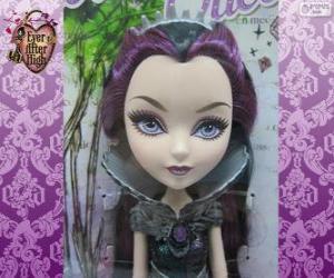 Układanka Raven Queen, lider Rebels w Ever After High