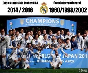 Układanka Real Madryt, Klubowe Mistrzostwa świata 2016