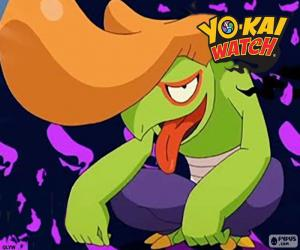 Układanka Rebelcebu, Yo-Kai Watch