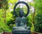 Budda Siakjamuni posiedzenie