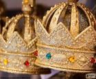 Koronę króla