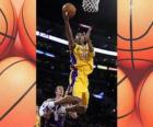 Kobe Bryant będzie dla slam dunk