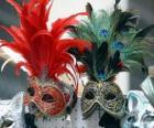 Maski Carnival