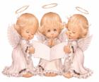 Trzech aniołów śpiewa