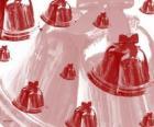 Dzwonki świąteczne, małe i duże