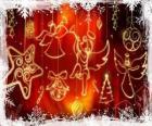 Ozdoby świąteczne do powieszenia