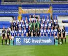 Zespół Birmingham City FC 2009-10