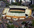 Stadium of Wolverhampton Wanderers FC - Molineux Stadium -